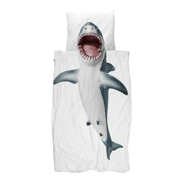 Quilt Cover Set Shark