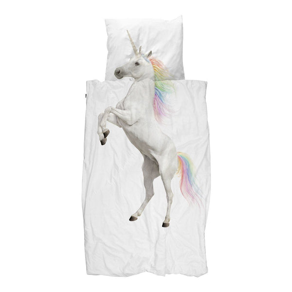 Quilt Cover Set Unicorn