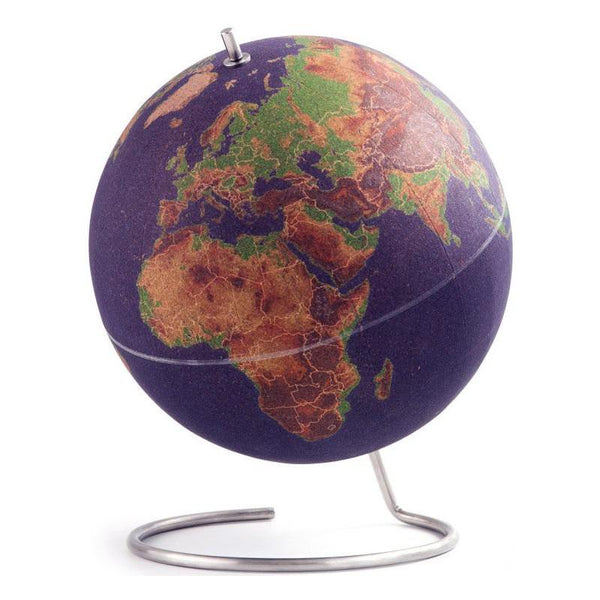 Cork Globe Coloured