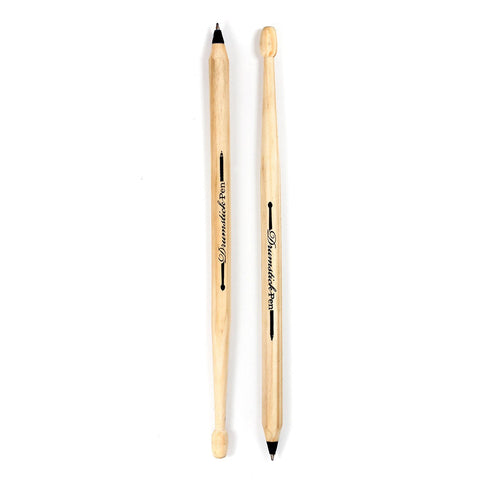 Drumstick Pen Black