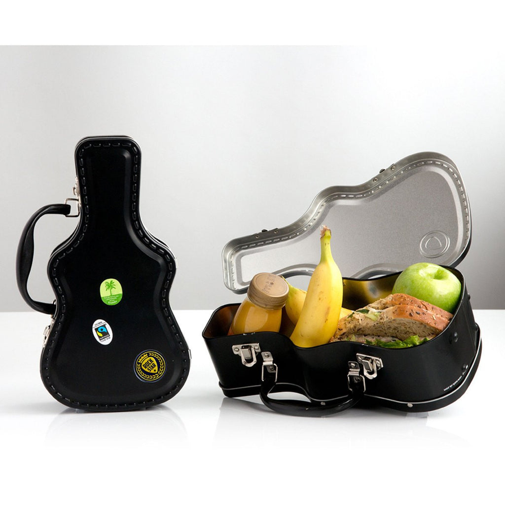 Guitar Case Lunch Box