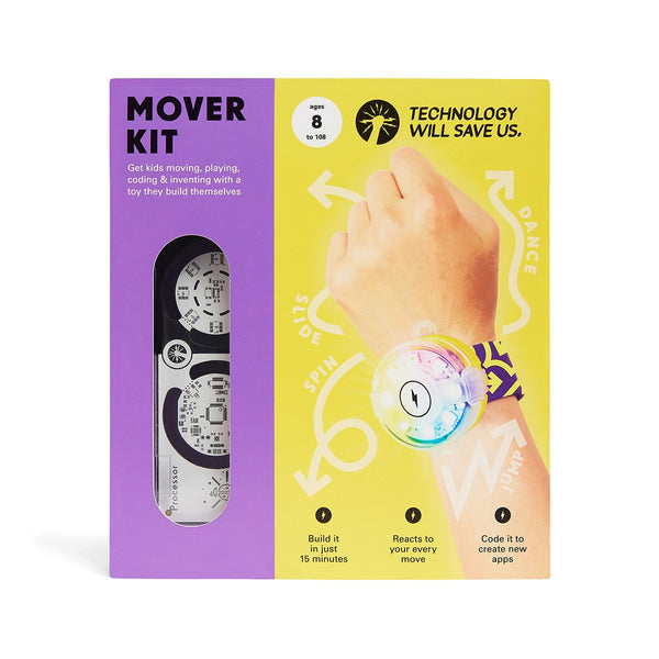 Mover Kit Stem Toy