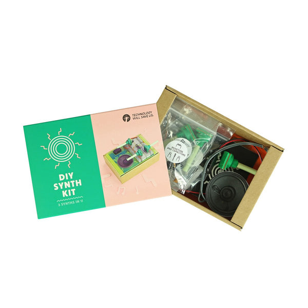 D.I.Y. Synth Kit Stem Toy