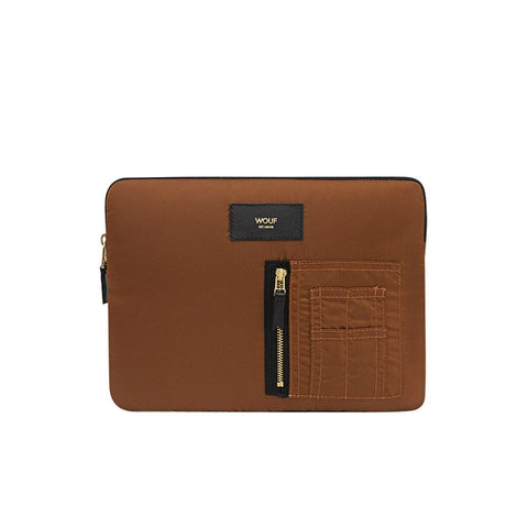 Ipad Sleeve Bomber Bronze