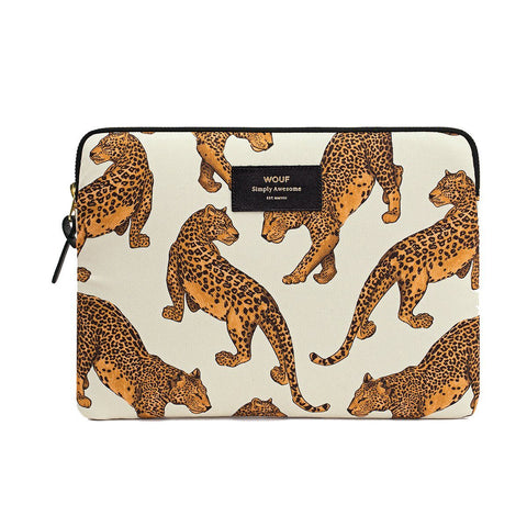 Ipad Sleeve Leopard
