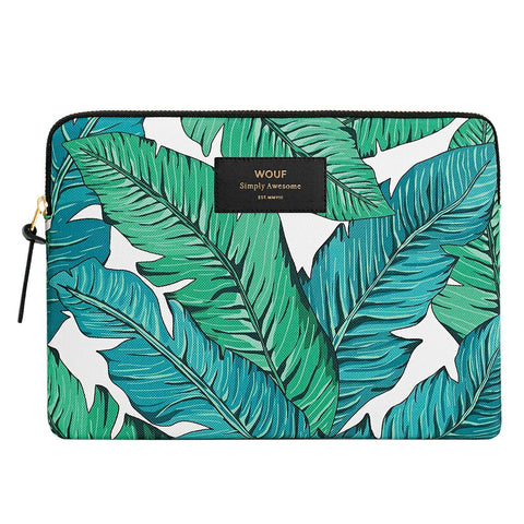 Ipad Sleeve Tropical
