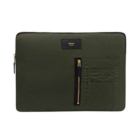 Laptop Sleeve Bomber Camo