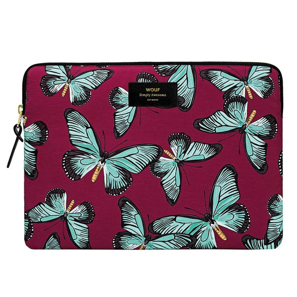 Laptop Sleeve Butterfly