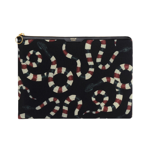 Laptop Sleeve Snakes