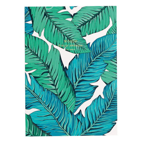 Notebook A5 Tropical