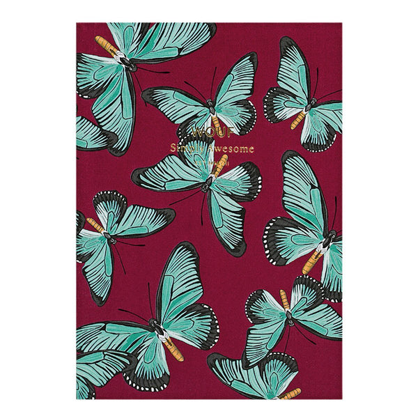 Notebook A6 Butterfly