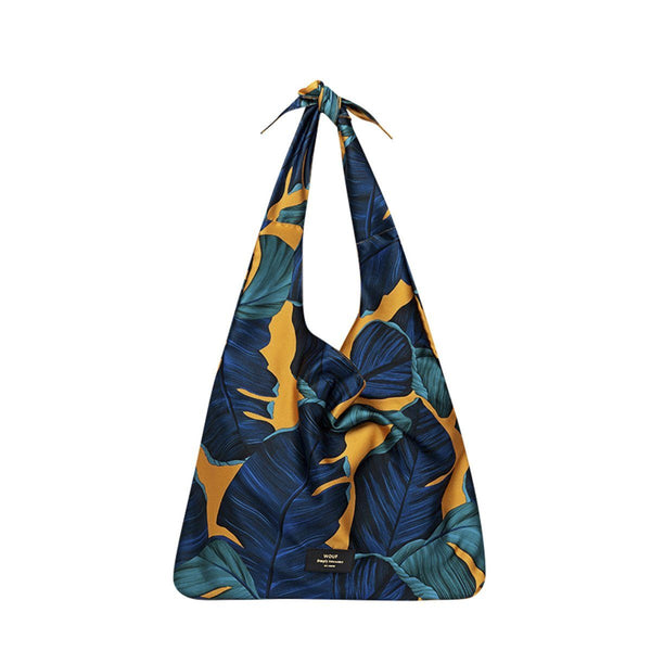 Tote Bag Satin Barbados