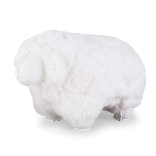 Bookend Sheep White