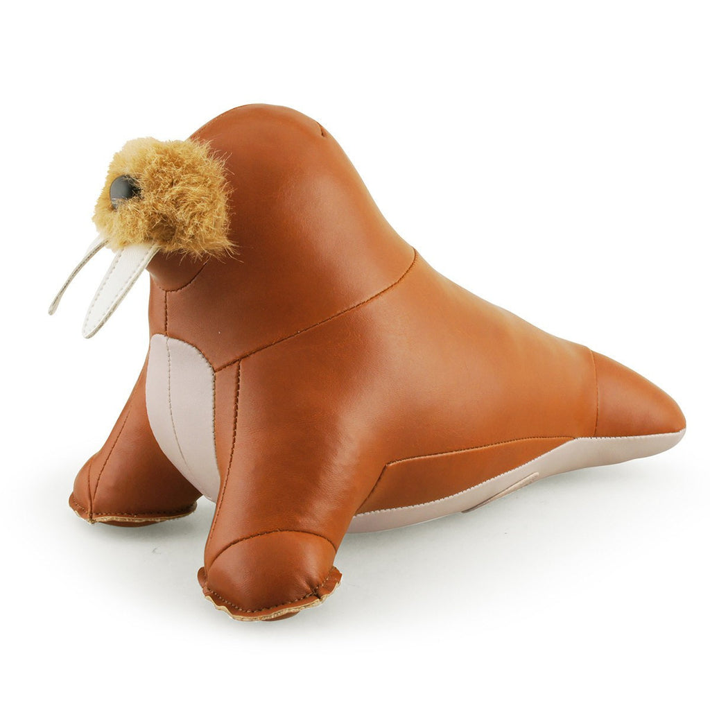 Bookend Walrus Tan