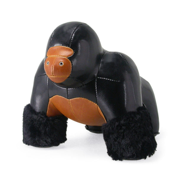 Doorstop Gorilla Black