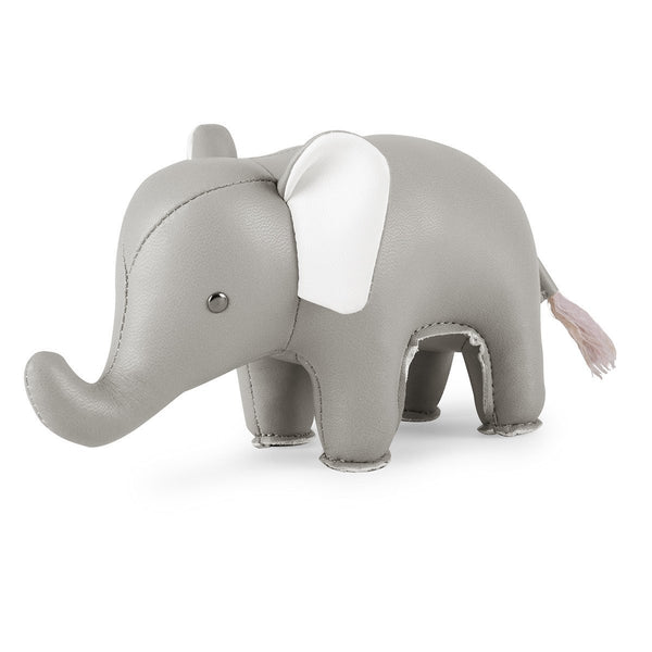 Paperweight Classic Elephant Gray