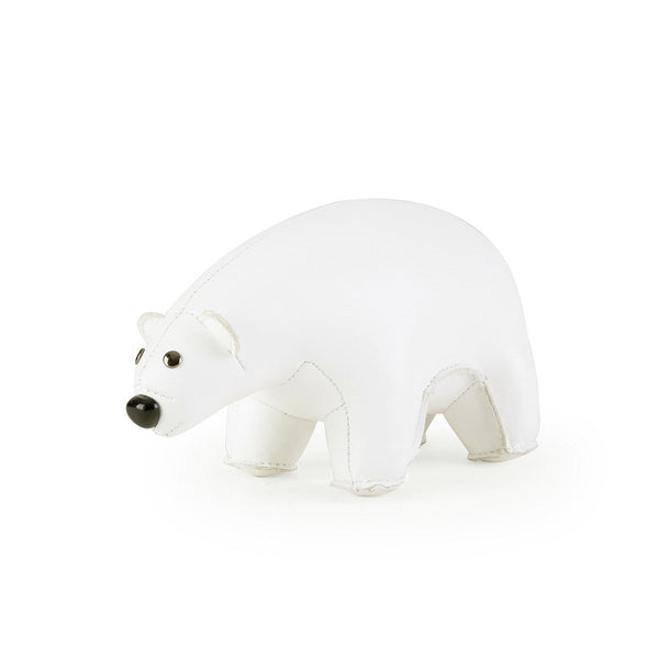 Paperweight Classic Polar Bear White