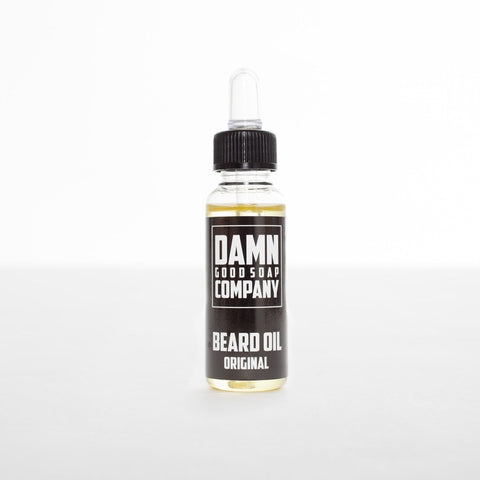 Damn Good Soap Beard Oil voor €22.95