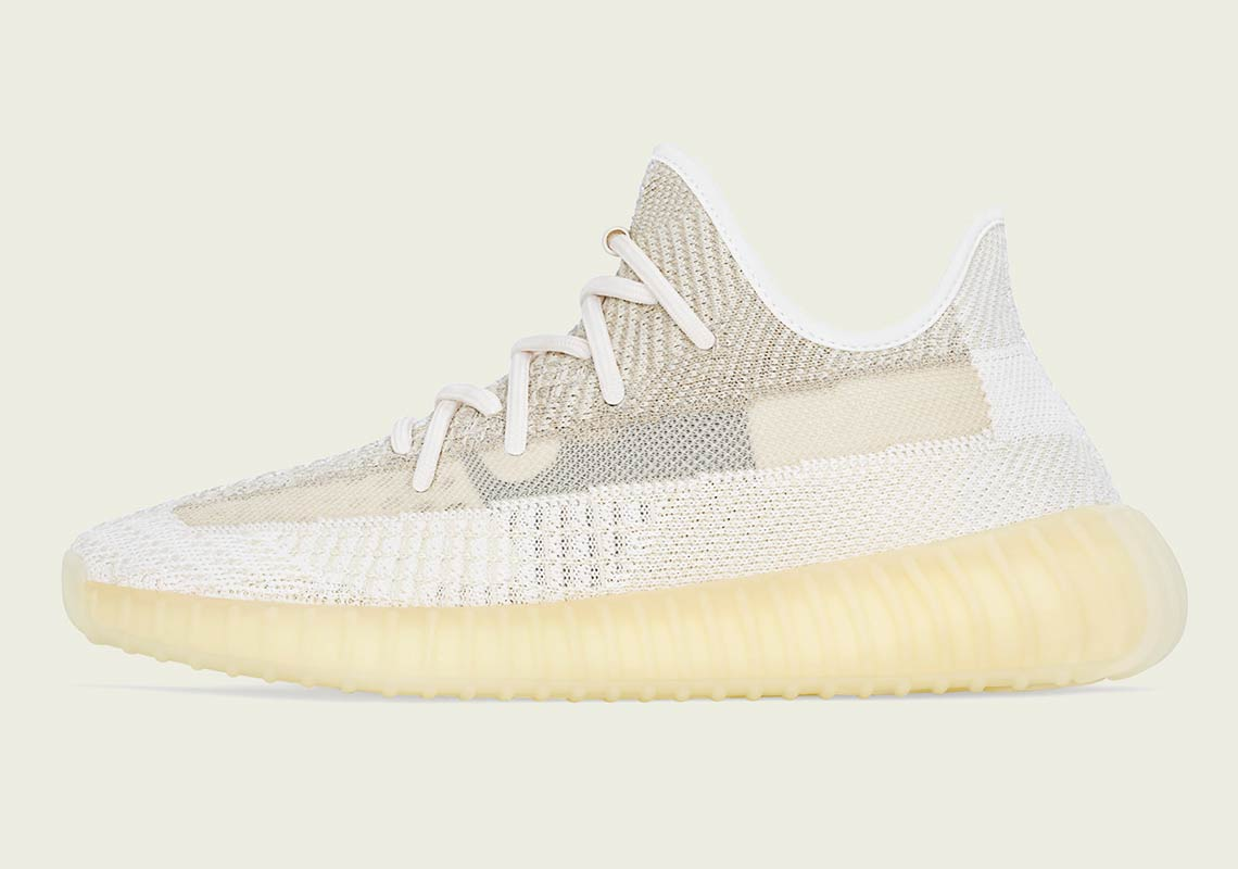 Yeezy Boost 350 V2 Natural releasing on October 24th