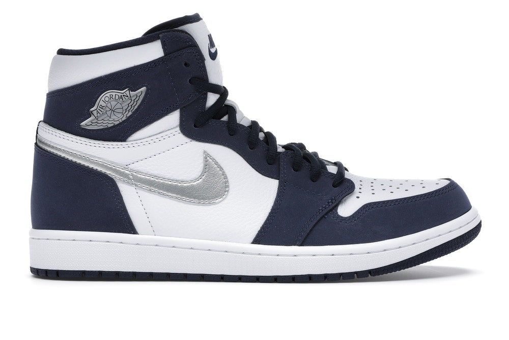 Where to buy shoe laces for the NIKE Air Jordan 1 High Midnight Navy CO.JP?
