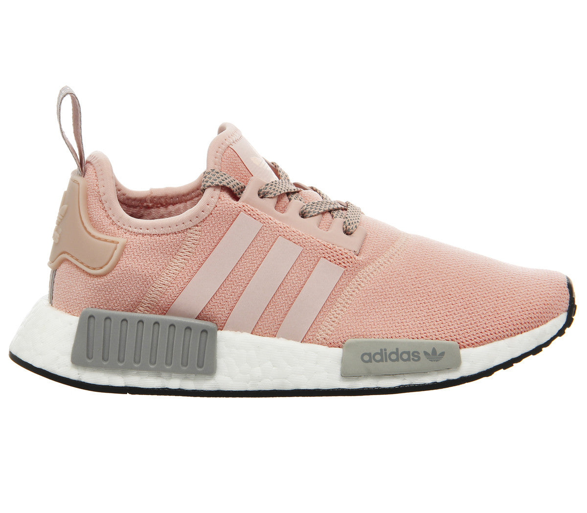 How To Lace Your Sneakers / Swap Your Shoe Laces : ADIDAS NMD R1 Vapour Pink