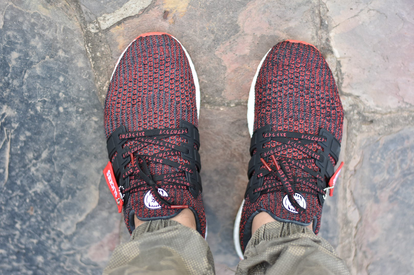 3e6749c0099 How To Lace Your Sneakers   Swap Your Shoe Laces   Year of the Dog Chinese