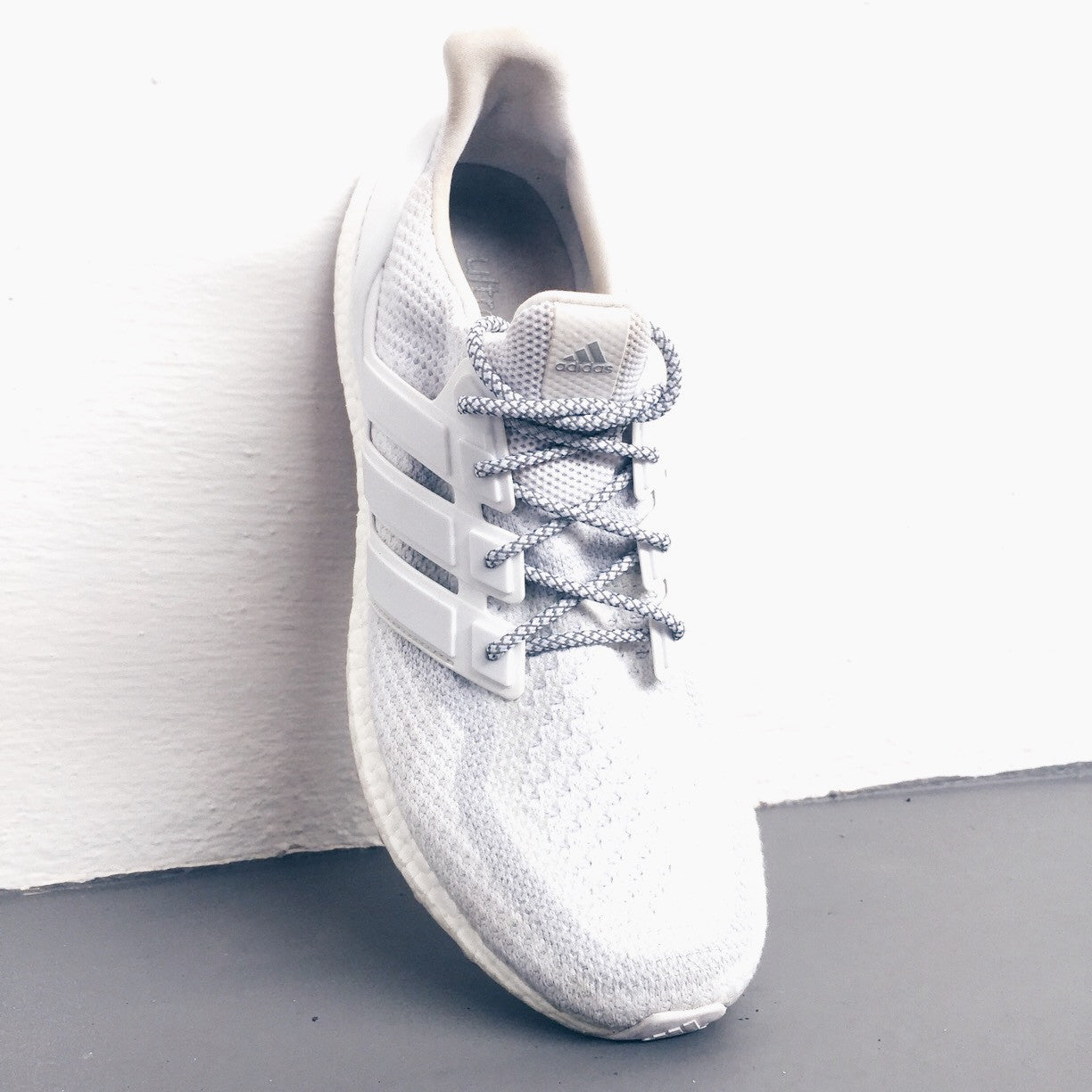 4f650ecbf How To Lace Your Sneakers   Swap Your Shoe Laces   ADIDAS Ultra Boost 2.0  Triple