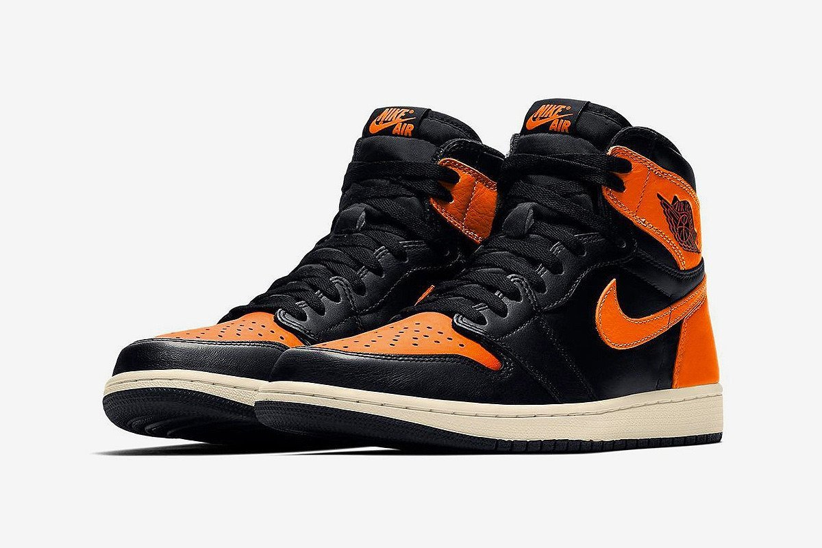 "A third ""Shattered Backboard"" Air Jordan 1 could be coming in 2019 