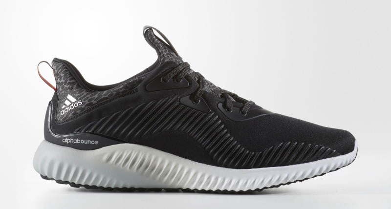 How To Lace Your Sneakers / Swap Your Shoe Laces : ADIDAS Alphabounce Core Black