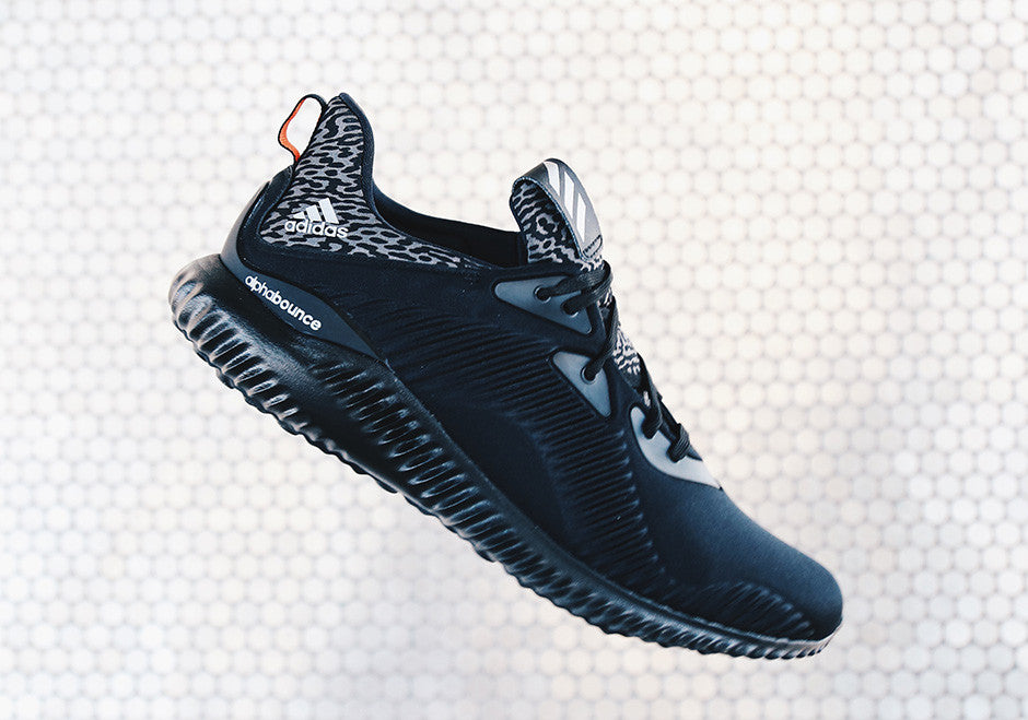 22427001aae07 How To Lace Your Sneakers   Swap Your Shoe Laces   ADIDAS AlphaBOUNCE  Triple Black