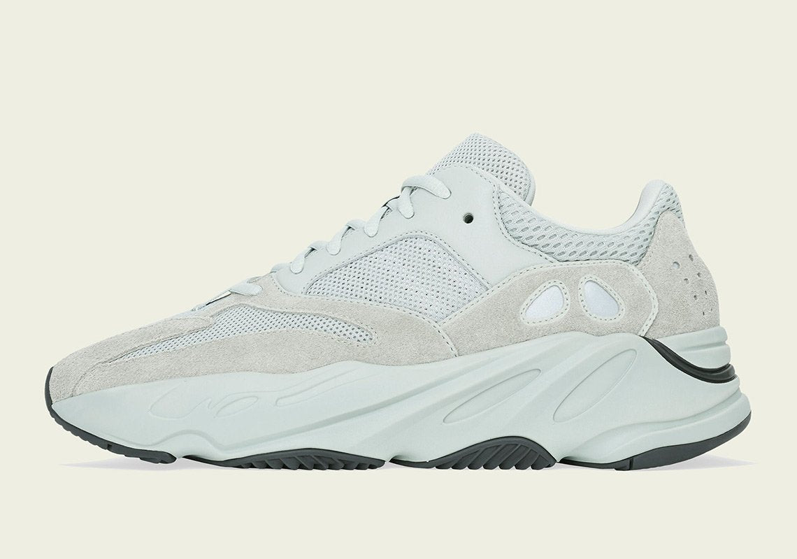 "adidas announces the Yeezy Boost 700 ""Salt"" release 