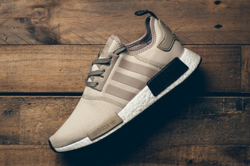37ea4b43bddd1d How To Lace Your Sneakers   Swap Your Shoe Laces   ADIDAS NMD R1 ...