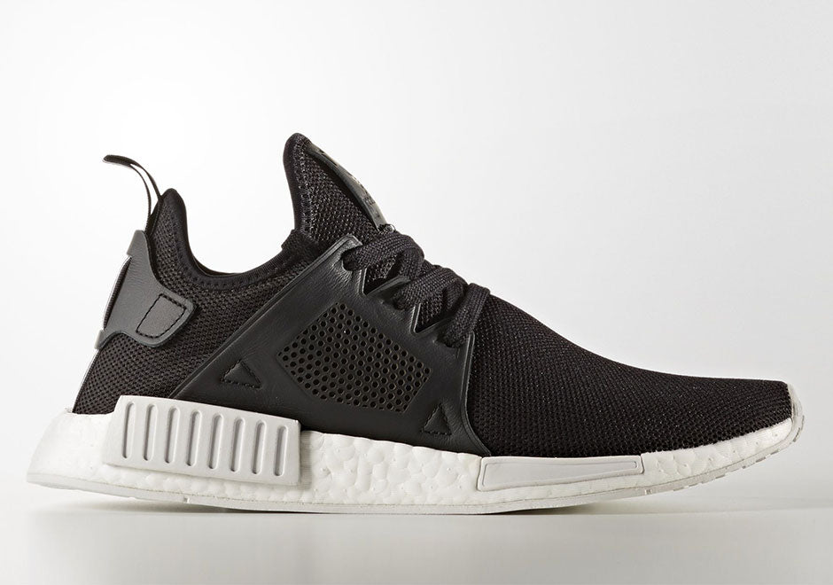 ee6208acf How To Lace Your Sneakers   Swap Your Shoe Laces   ADIDAS NMD XR1 Core Black