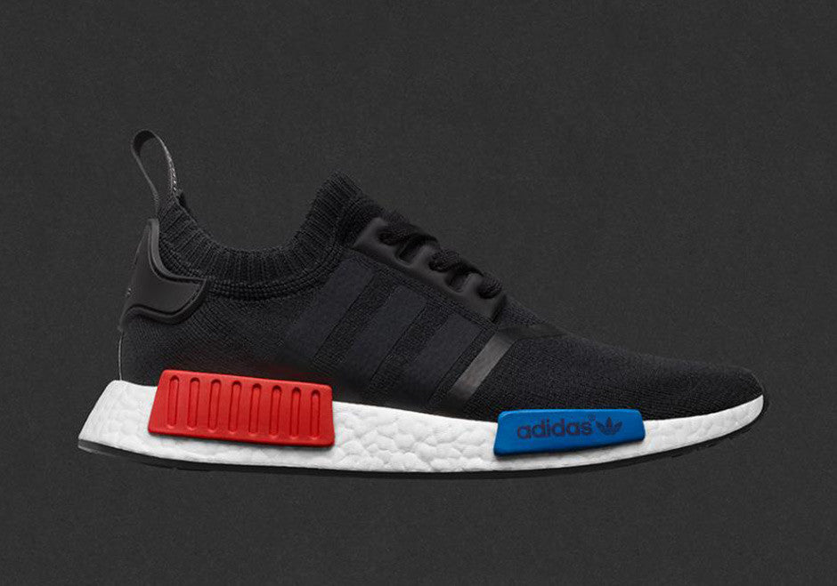 20258ee26 How To Lace Your Sneakers   Swap Your Shoe Laces   ADIDAS NMD R1 OG Black