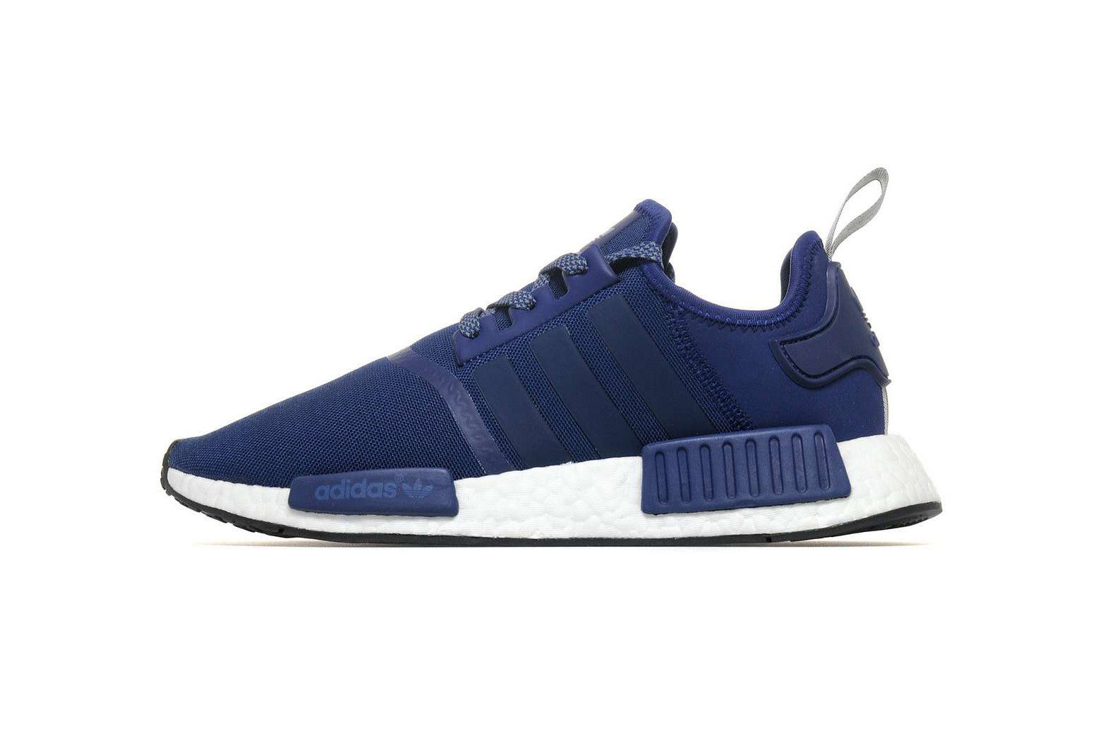 How To Lace Your Sneakers / Swap Your Shoe Laces : ADIDAS NMD R1 Bright Blue
