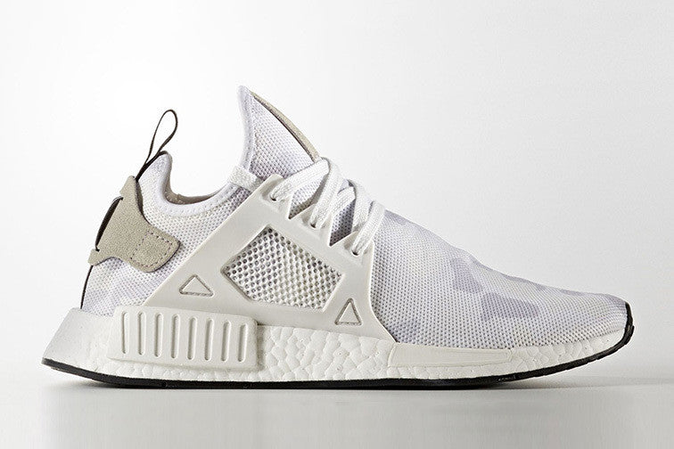 How To Lace Your Sneakers / Swap Your Shoe Laces : ADIDAS NMD XR1 Duck Camo White