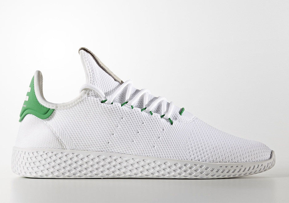 5011fa74c How To Lace Your Sneakers   Swap Your Shoe Laces   ADIDAS Pharrell Tennis Hu