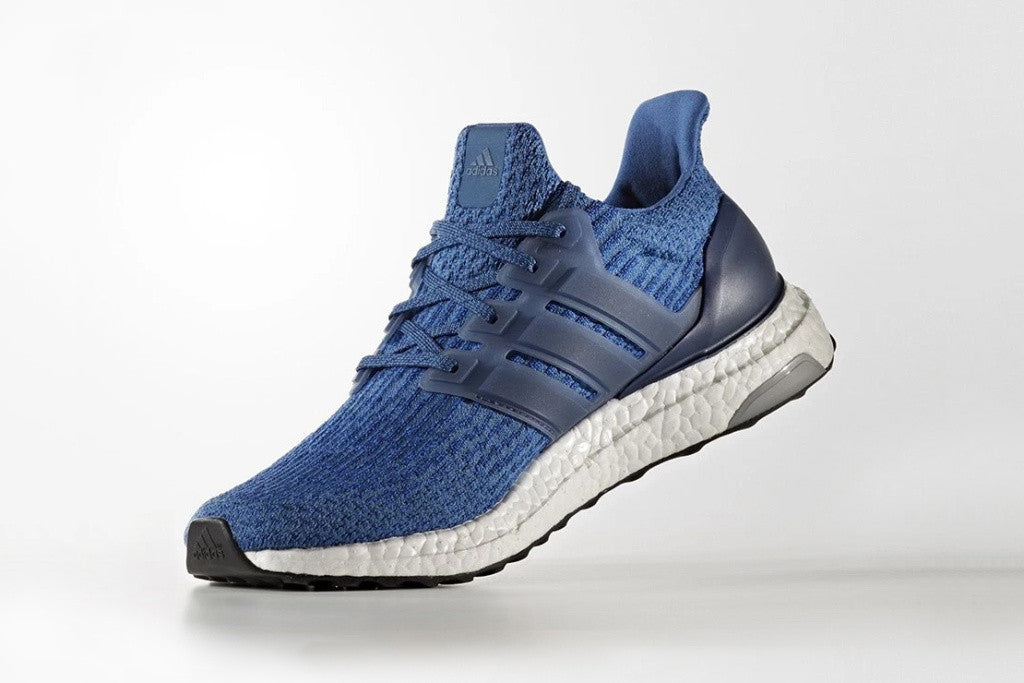 How To Lace Your Sneakers / Swap Your Shoe Laces : ADIDAS Ultra Boost 3.0 Royal Blue
