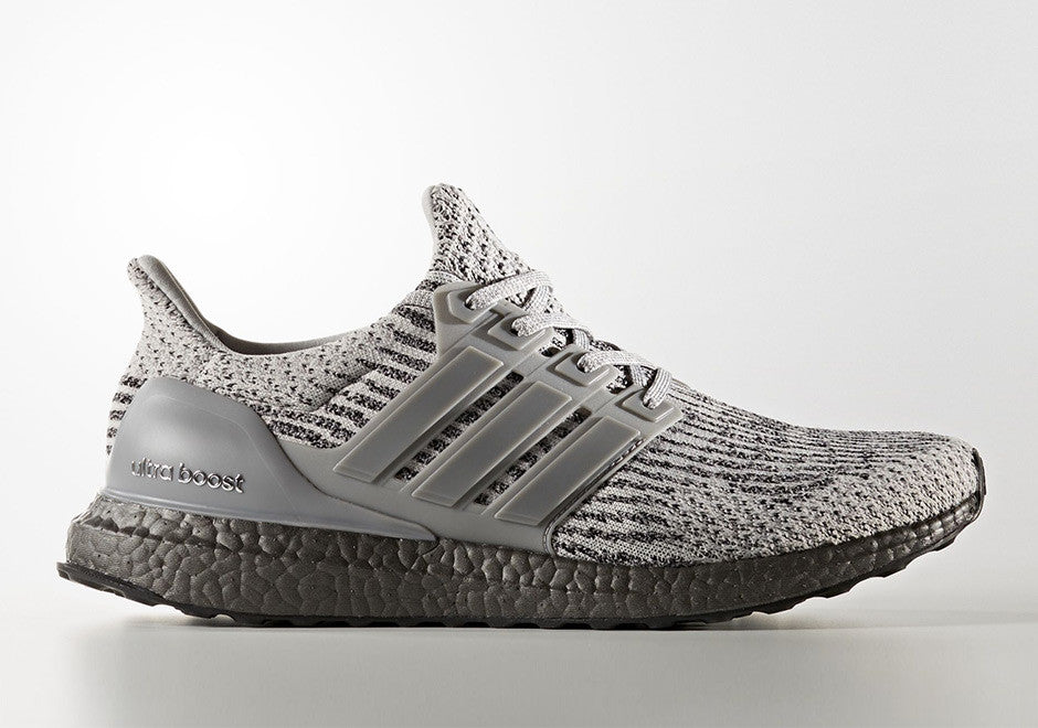 How To Lace Your Sneakers / Swap Your Shoe Laces : ADIDAS Ultra Boost 3.0 Triple Grey