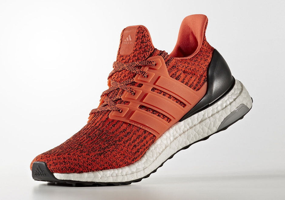 How To Lace Your Sneakers / Swap Your Shoe Laces : ADIDAS Ultra Boost 3.0 Energy Red