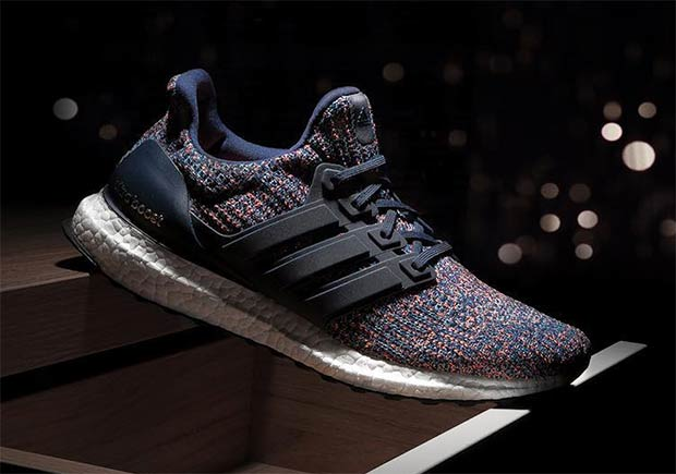 ab8c3cd6bc949 First look at the ADIDAS Ultra Boost 4.0 Multicolor - Slickies