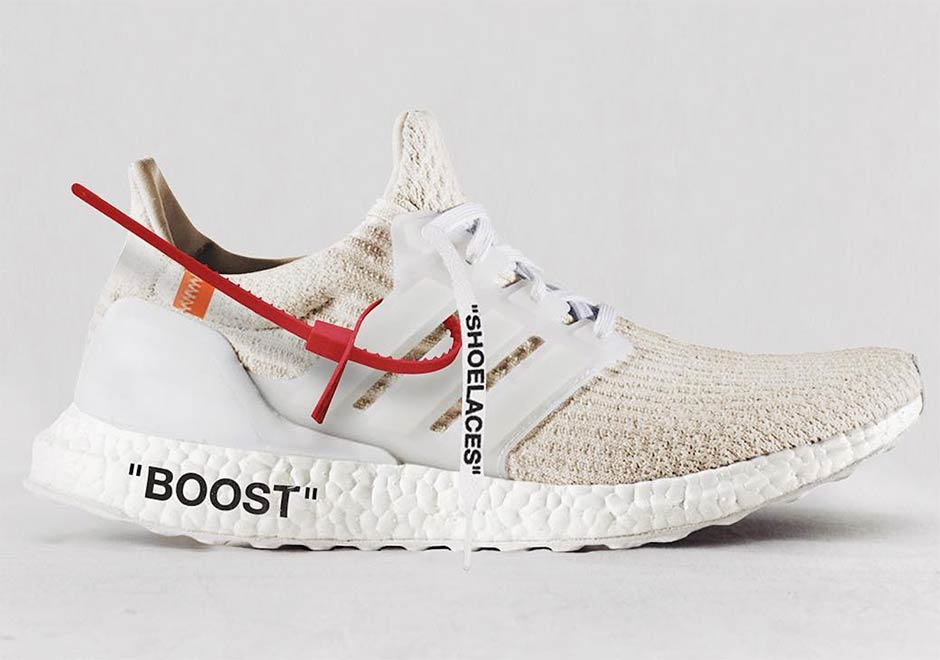 Deconstructing the Ultra Boost by Off-White's Virgil Abloh