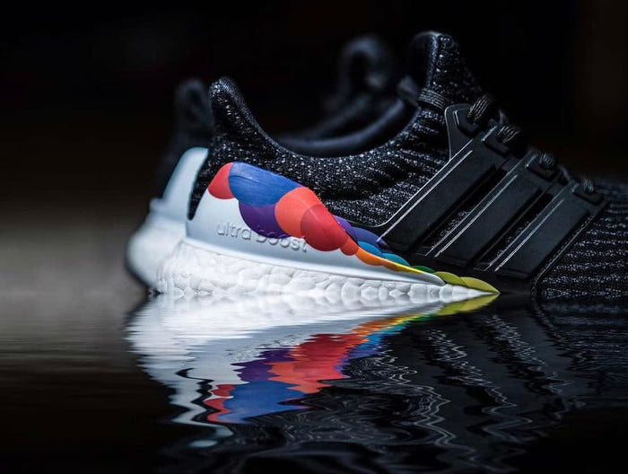 030cbd6b932 How To Lace Your Sneakers   Swap Your Shoe Laces   ADIDAS Ultra Boost 3.0  LGBTQ Pride
