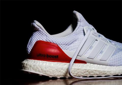 Colored Heels are coming to the ADIDAS Ultra Boost