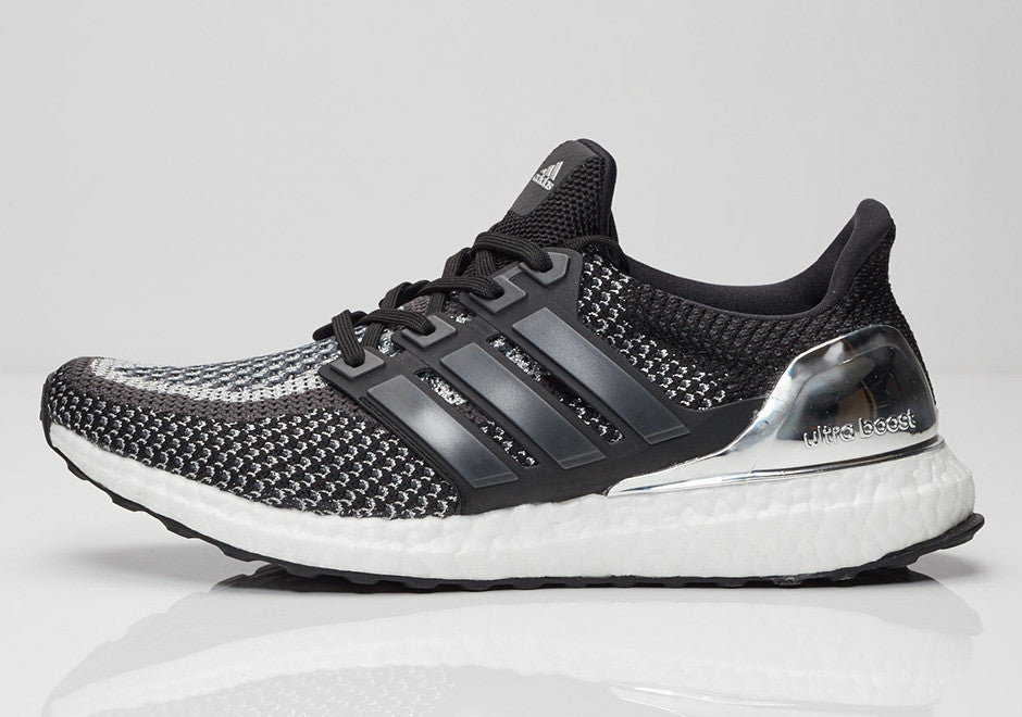 24678f006 How To Lace Your Sneakers   Swap Your Shoe Laces   ADIDAS Ultra Boost  Silver Medal