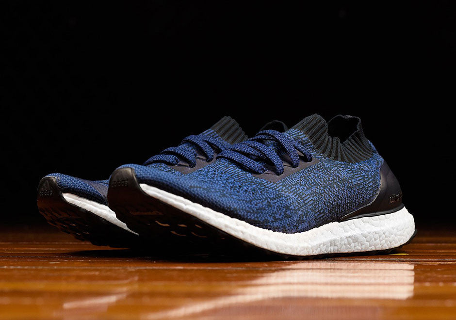 How To Lace Your Sneakers / Swap Your Shoe Laces : ADIDAS Ultra Boost Uncaged Navy Blue