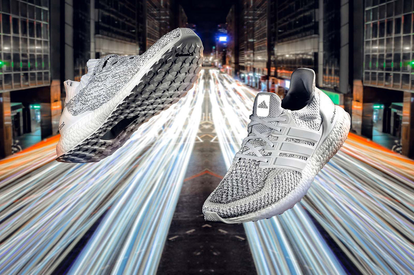7c6ab8fa8 How To Lace Your Sneakers   Swap Your Shoe Laces   ADIDAS Ultra Boost White