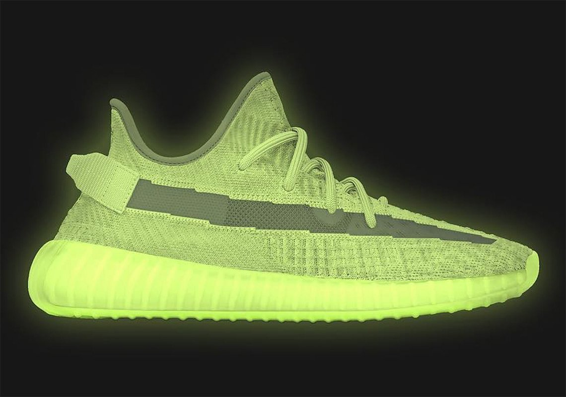 adidas Yeezy 350 V2 Glow releasing on May 25th | Slickies