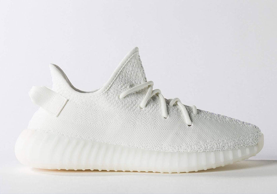 c510bb9764bad How To Lace Your Sneakers   Lace Swap   ADIDAS Yeezy Boost 350 V2 Triple  White