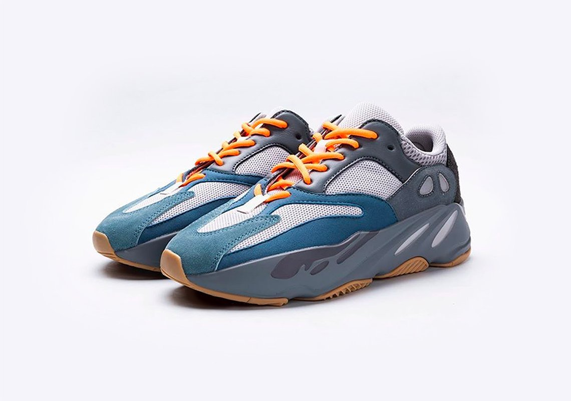 "adidas Yeezy Boost 700 ""Hospital Blue"" releases on September 28th 